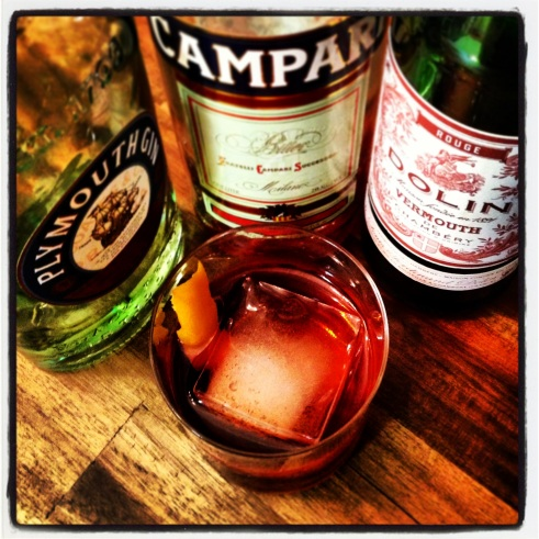 Negroni | The Straight Up