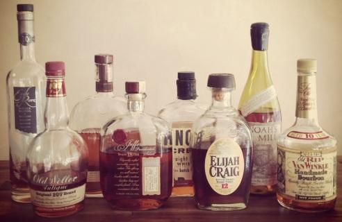 Bourbon feature