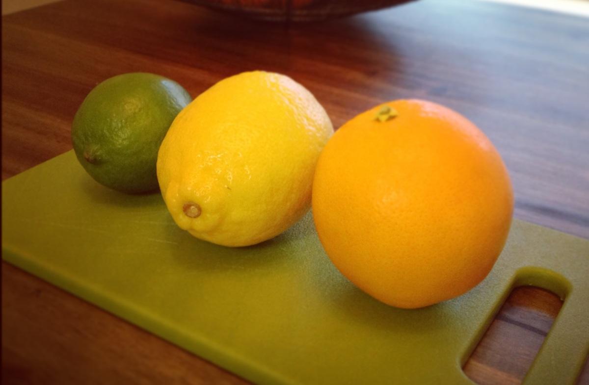 The Citrus Twist
