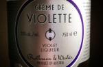 Creme de Violette feature