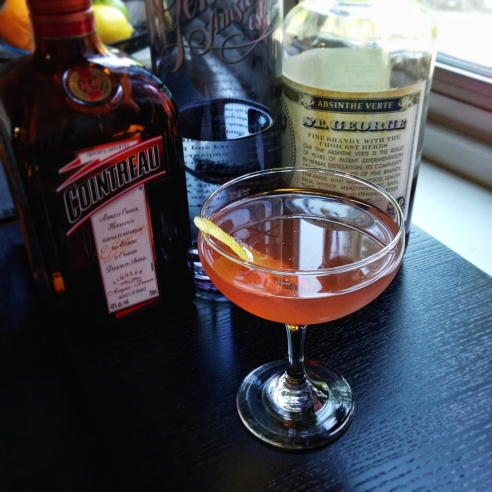 Improved Holland Gin Cocktail 2