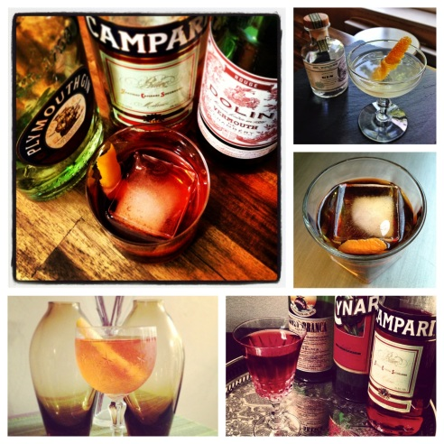 Variations - The Negroni