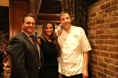 Todd Thrasher, Crystal Fanale, Chef Armstrong