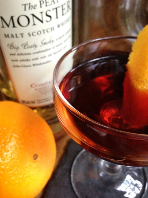Charcoal Boulevardier 7