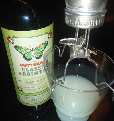 Absinthe Drip