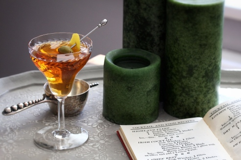 Irish Cocktail